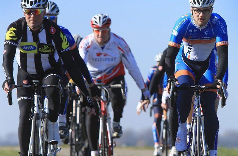 Slimmer fietsen in een groep