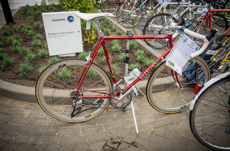 Verrassend Gazelle Retro fietsers   Fiets.nl - Race en MTB website QR-88