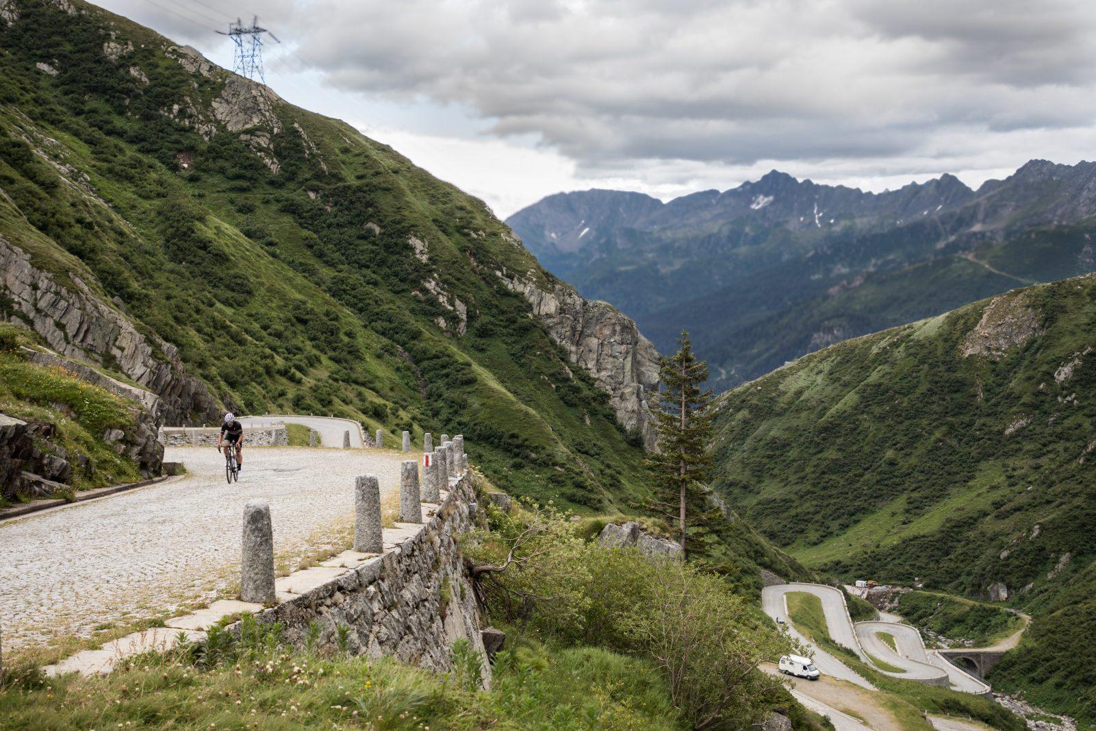 Specialized Tarmac SL7, Gotthardpass