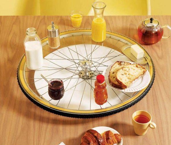 fietswiel dienblad