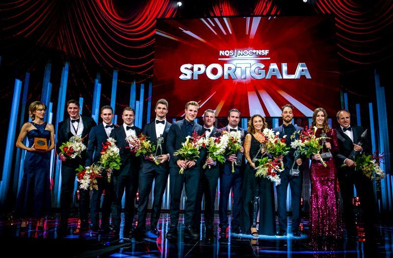 Sportgala: Verkiezing Sporter van het Jaar