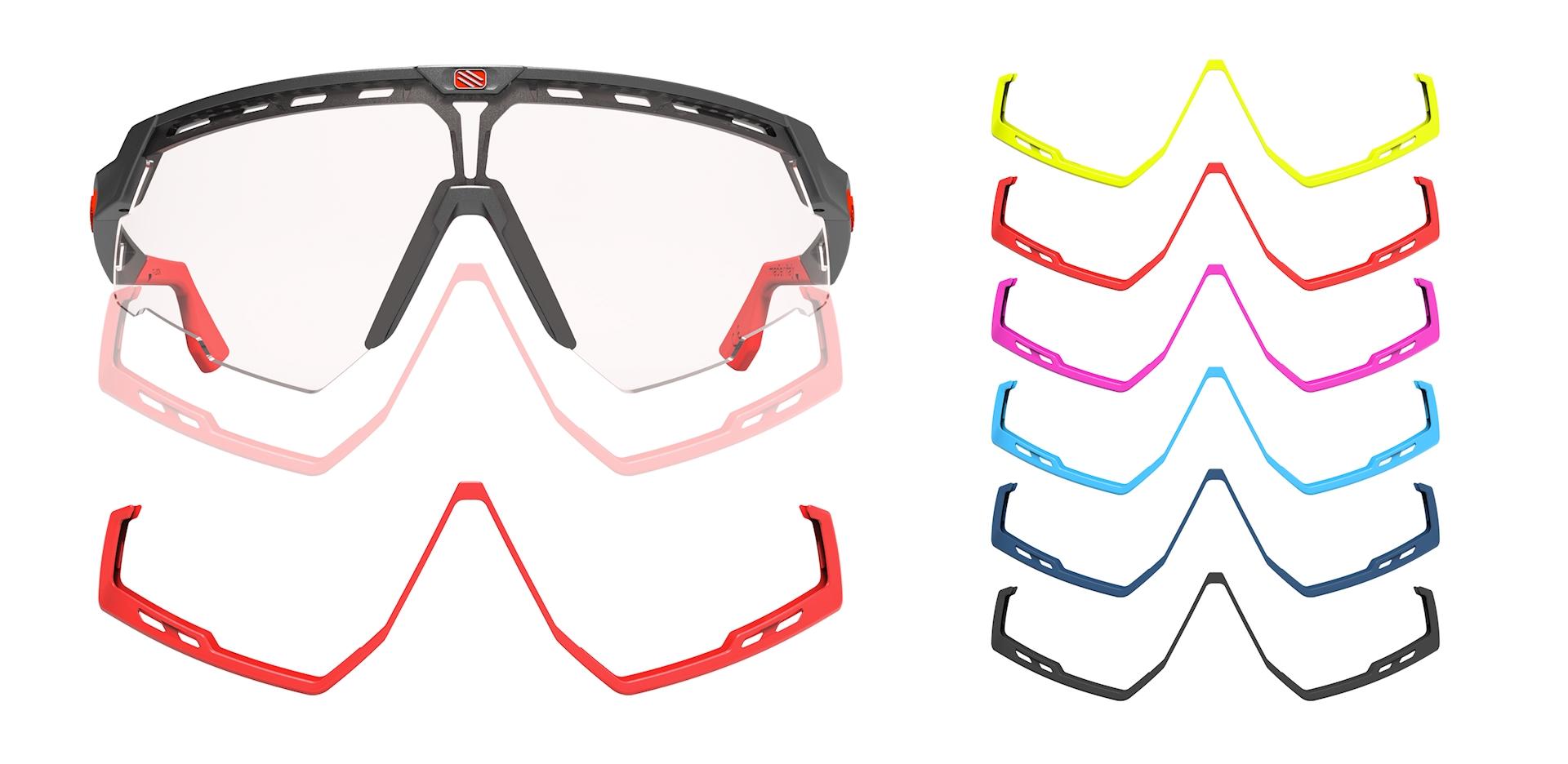 6ae6a6c30d6 Rudy Project presenteert nieuwe racebril Defender - Fiets.nl
