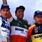 Andrea Tafi, Parijs-Roubaix 1999