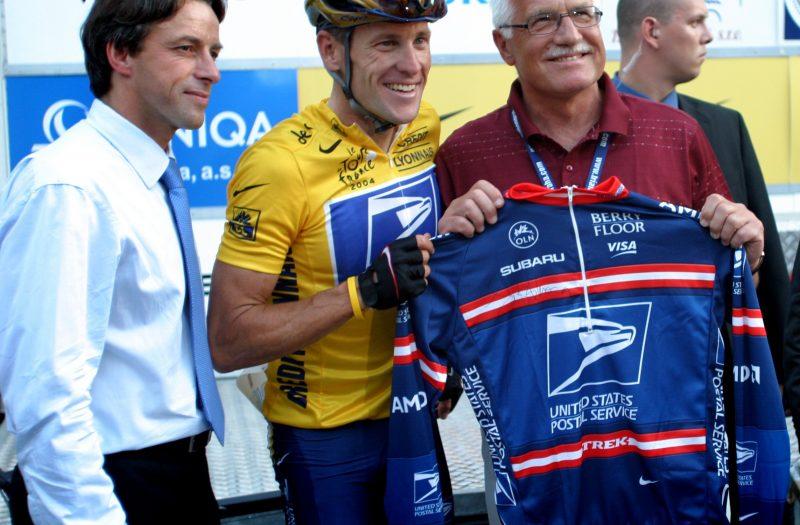 Lance Armstrong US Postal