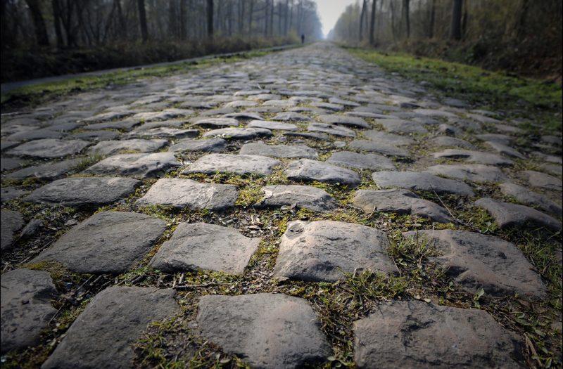 de stenen in het Bos van Wallers