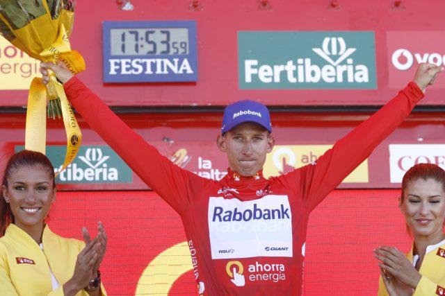 Vuelta 2011 etappe - 9 Bauke Mollema