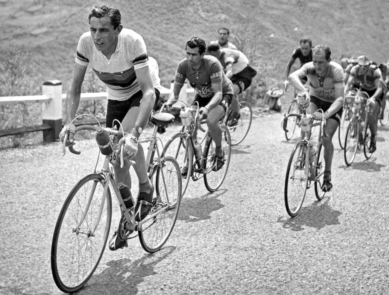 Fausto Coppi, Gino Bartali