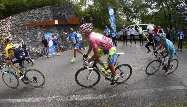 Giro d'Italia, Mortirolo