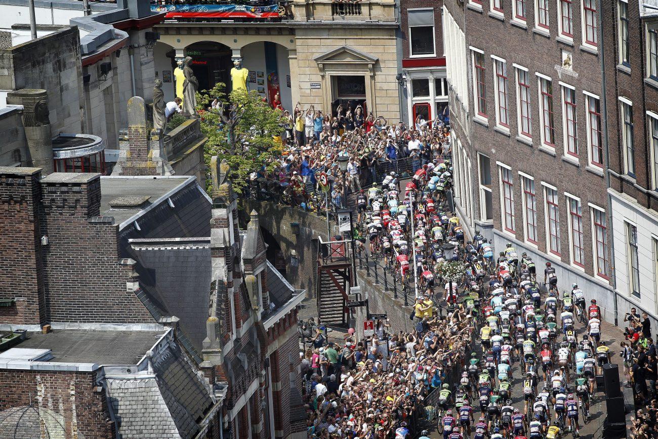 Tour de France 2015 Utrecht