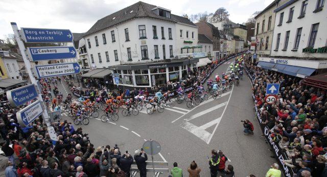 Amstel Gold Race 2016 Cauberg