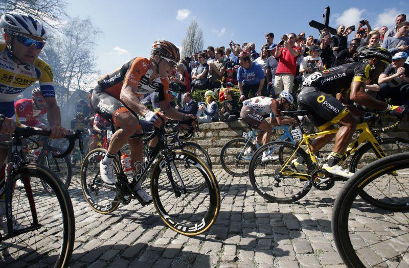 Ronde van Vlaanderen 2017, Muur van Geraardsbergen