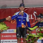 Amstel Gold Race 2017 podium Gilbert