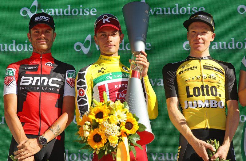 Ronde van Zwitserland 2017