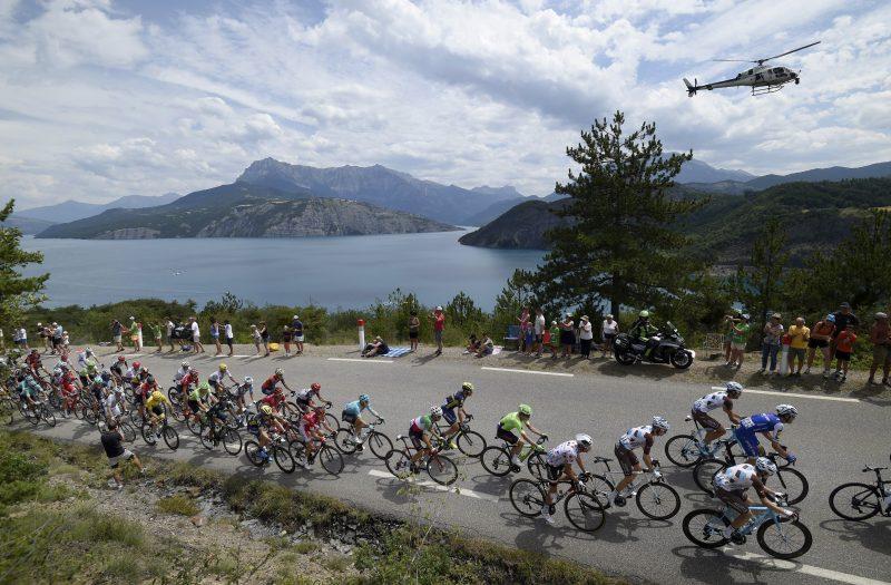 Tour de France 2017 sfeerbeeld