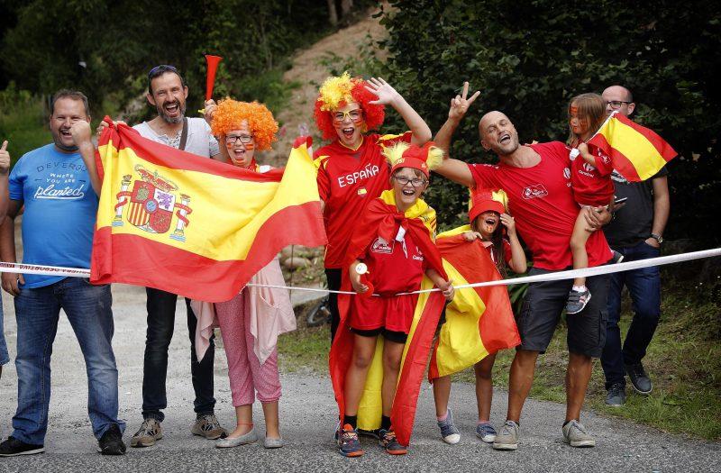 La Vuelta ciclista a Espana 2017 stage 18