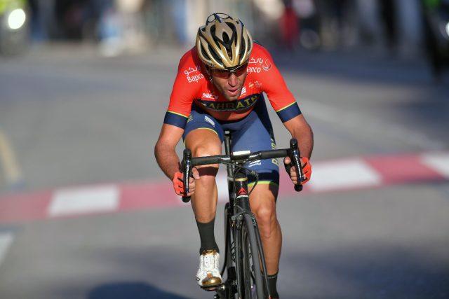 Vincenzo Nibali 2018
