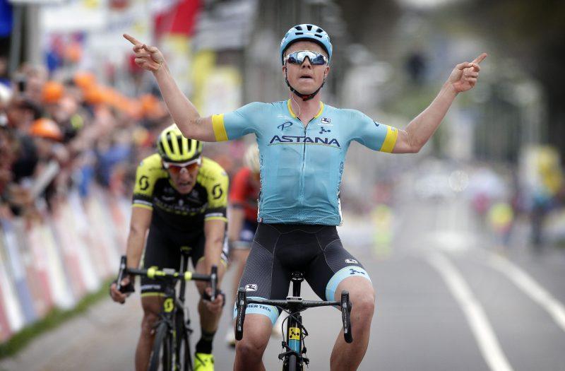 Michael Valgren, Amstel Gold Race 2018