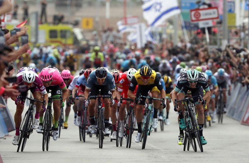 Giro d'Italia 2018 sprint