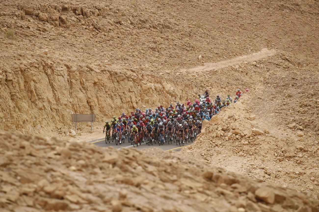 Giro d'Italia 2018 Israel