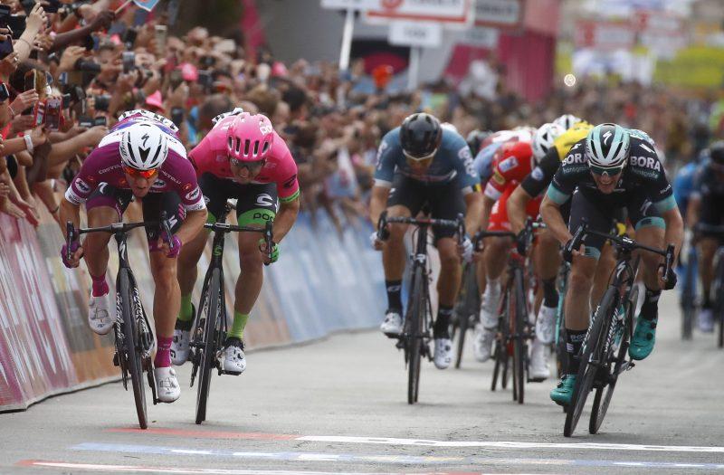Massasprint Giro d'Italia 2018