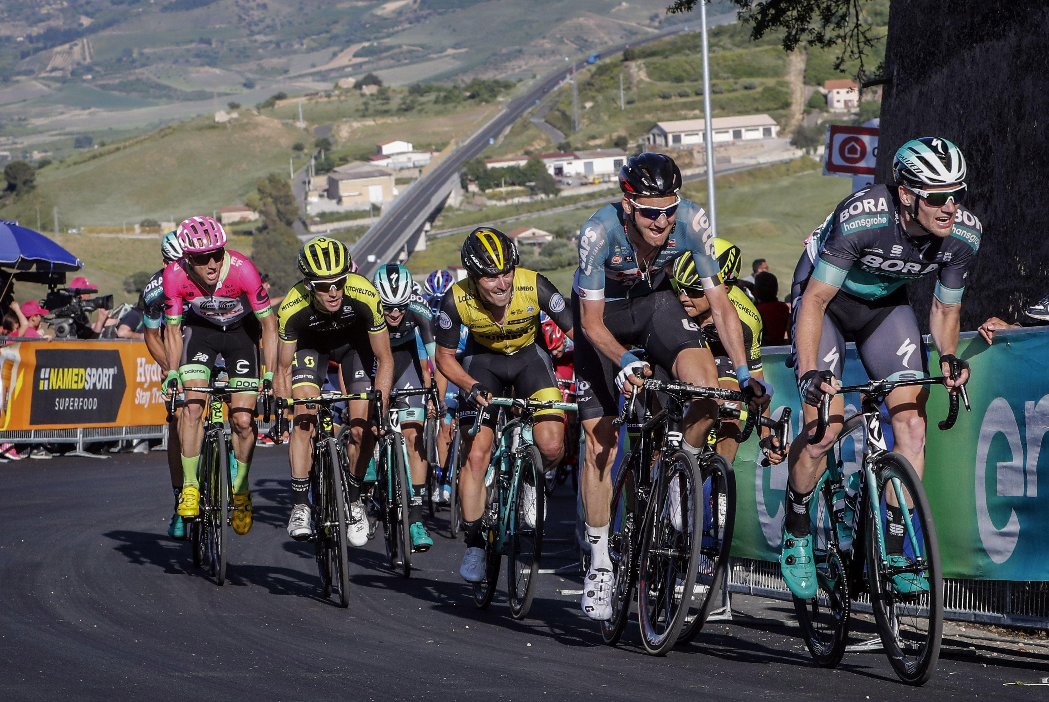 Tim Wellens, Giro d'Italia 2018