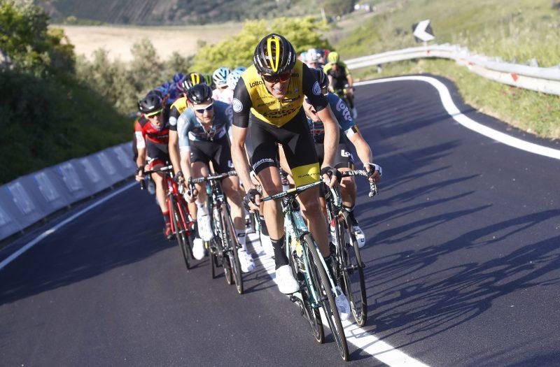 Giro d'Italia 2018, Robert Gesink