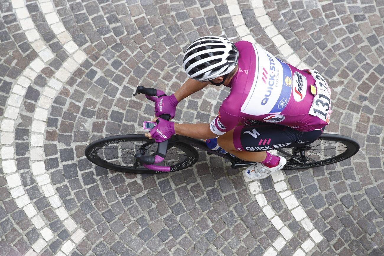 Elia Viviani, Giro d'Italia 2018