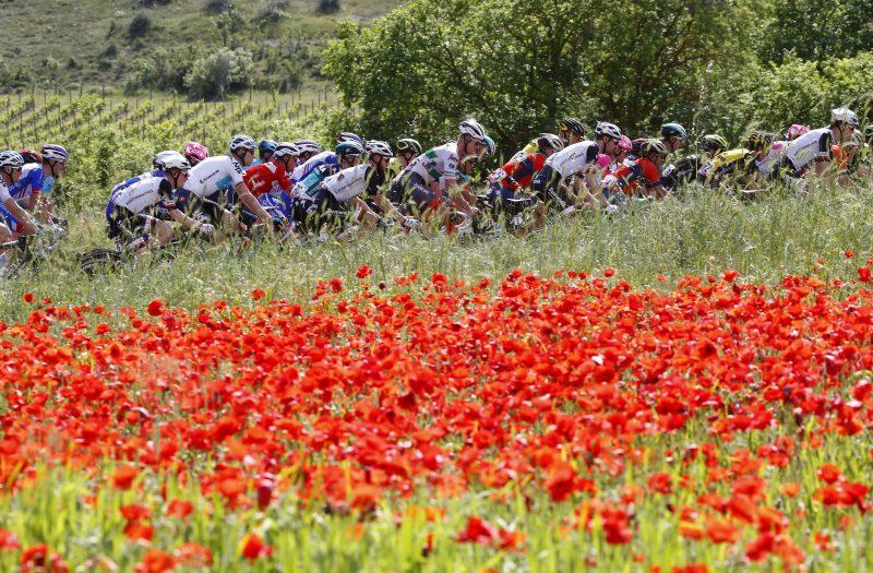 Giro d'Italia 2018 sfeerbeeld