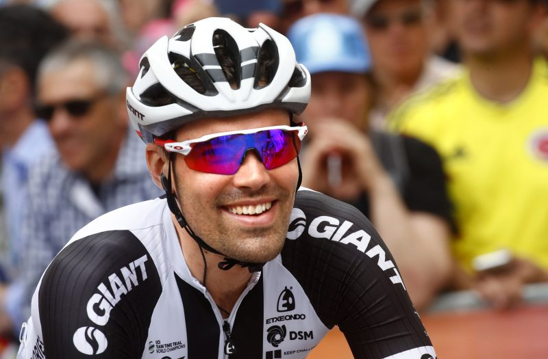 Tom Dumoulin 2018