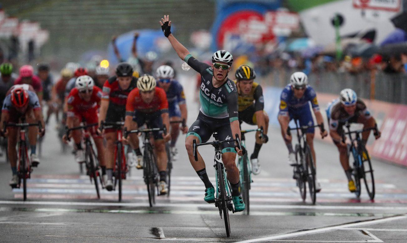 Sam Bennett, Giro d'Italia 2018