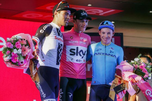 101st Giro dÕItalia 2018 - stage 21, Miguel Angel Lopez