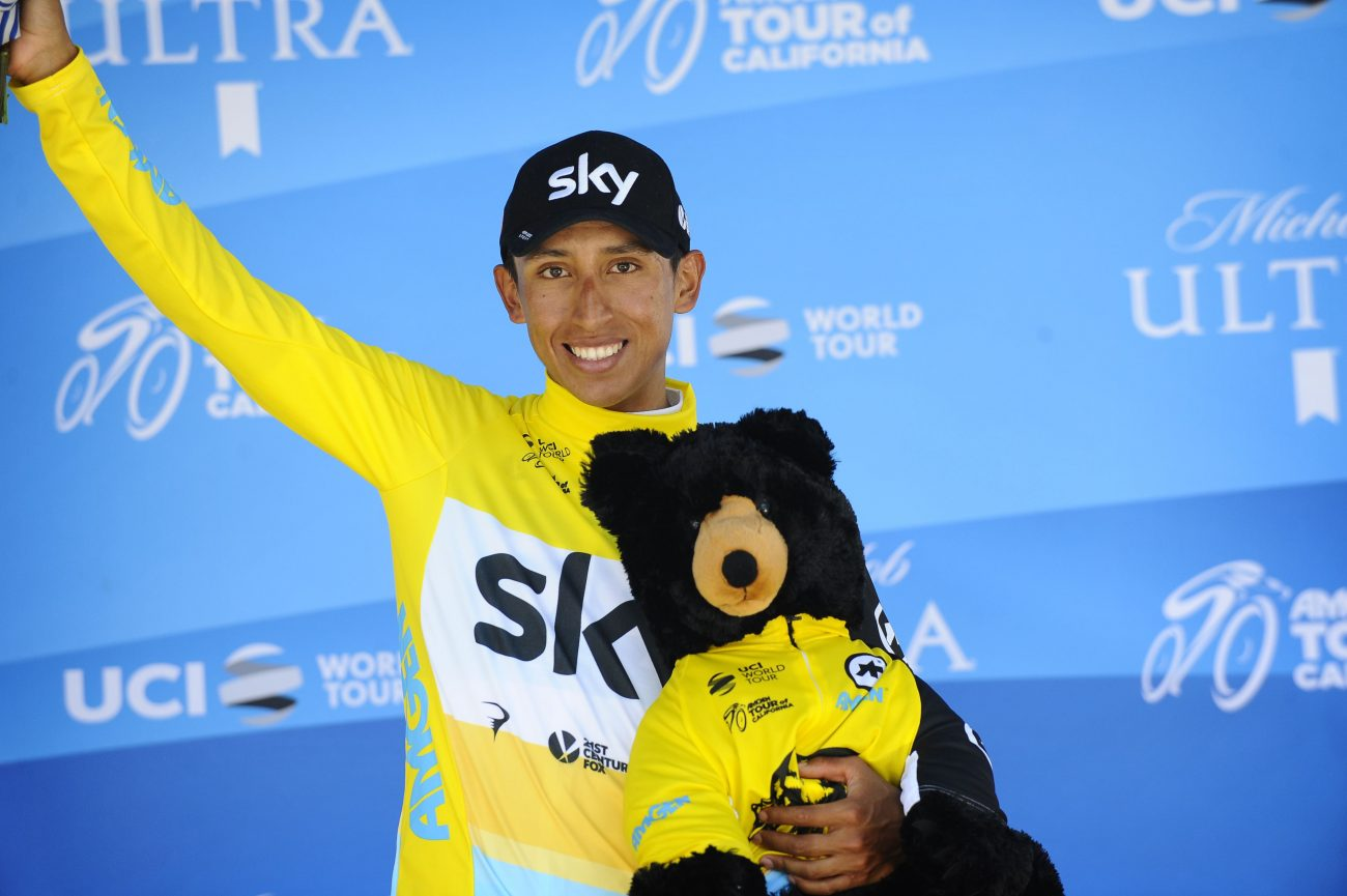 Egan Bernal 2018