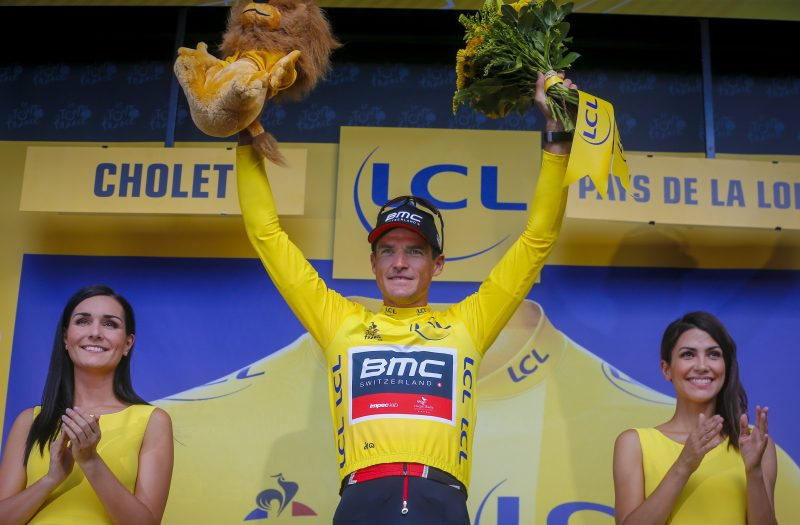 Greg Van Avermaet 2018