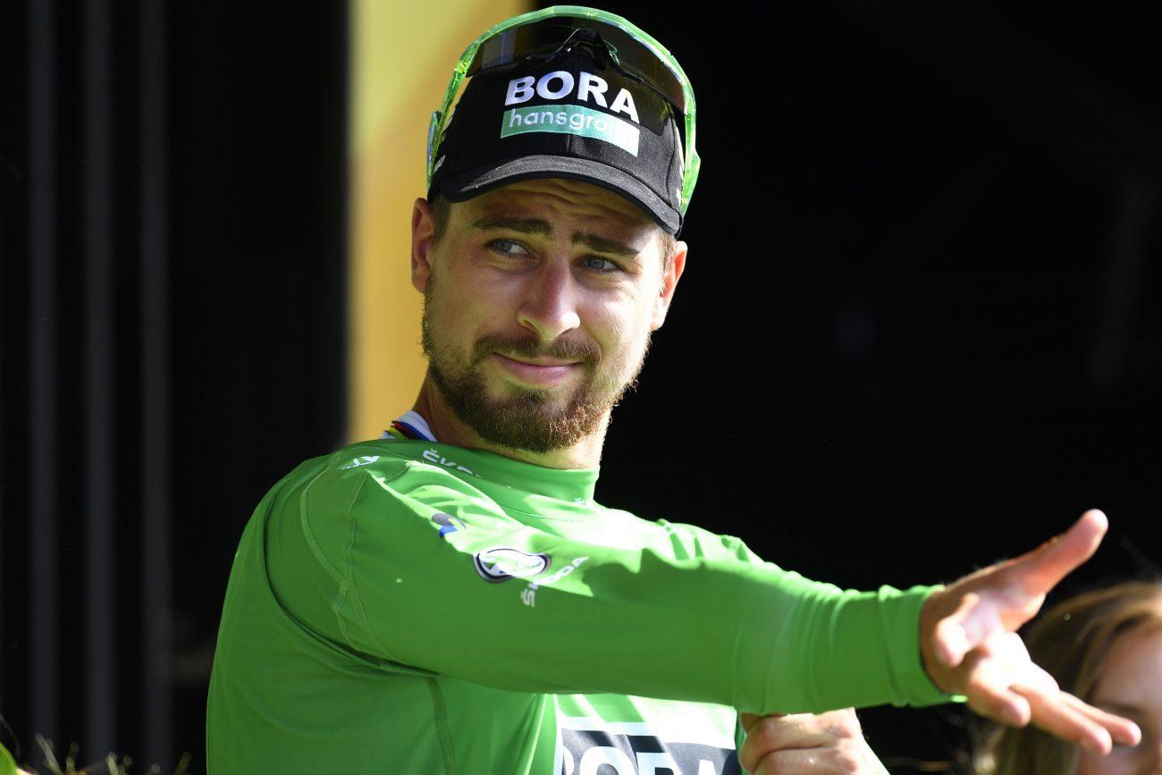 Peter Sagan 2018