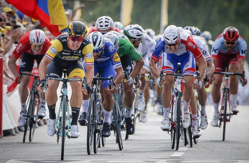 Massasprint Tour de France 2018