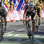 Chris Froome en Tom Dumoulin 2018