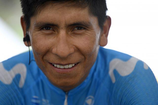 Nairo Quintana 2018