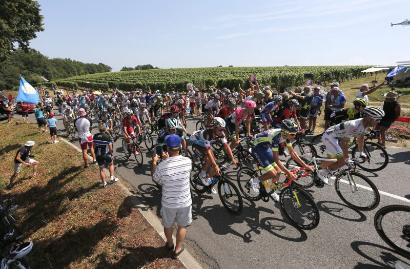 105th Tour de France stage-18
