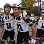 Laurens ten Dam en Tom Dumoulin 2018