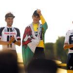 Podium Tour de France 2018