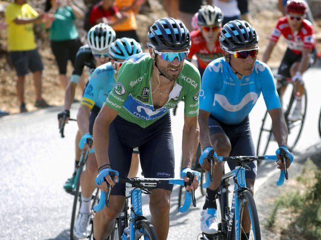 Vuelta a España 2018 Alejandro Valverde