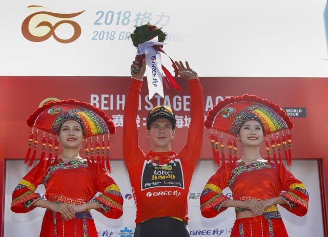 Dylan Groenewegen, Tour of Guangxi 2018