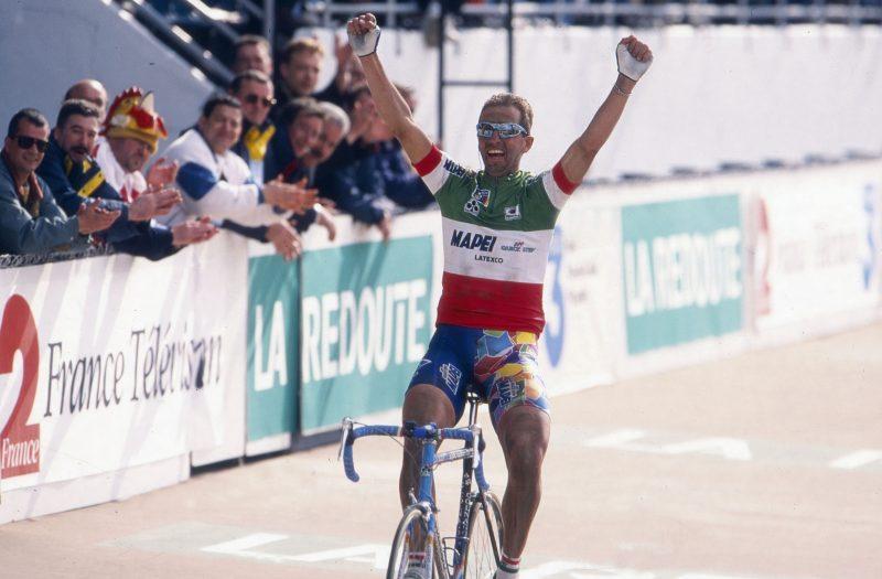 Paris - Roubaix 1999, Andrea Tafi