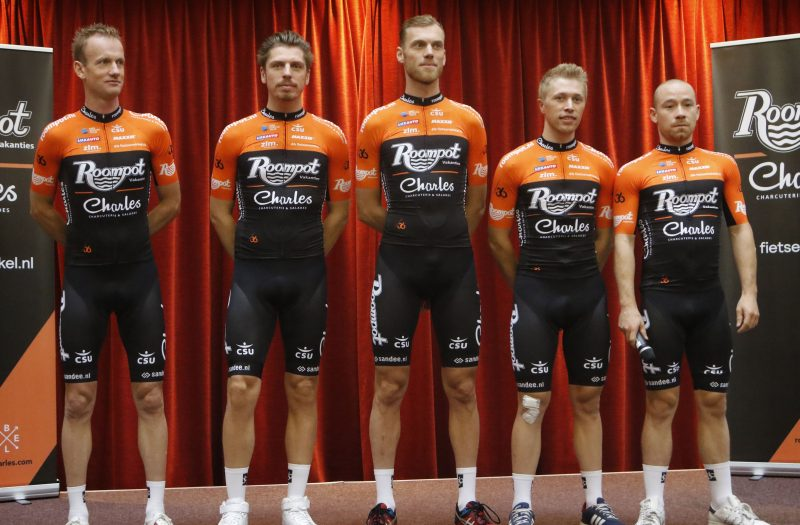 Presentation Roompot-Charles Cycling Team 2019