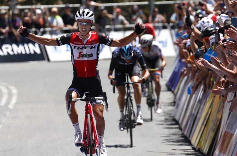 Richie Porte, Tour Down Under 2019
