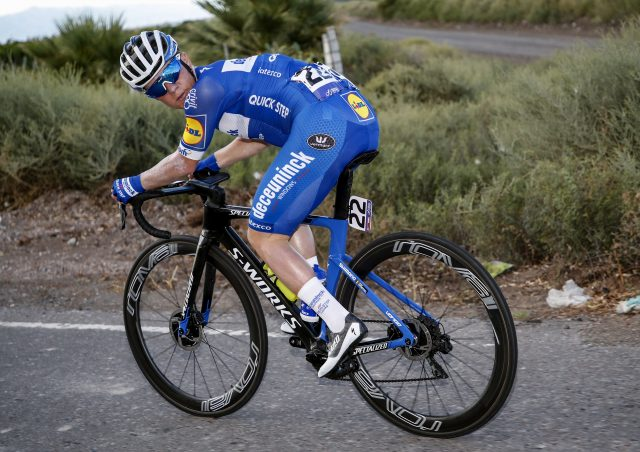 Remco Evenepoel, Specialized EXOS
