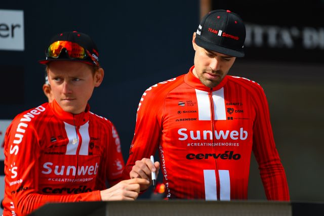 Sam Oomen, Tom Dumoulin 2019