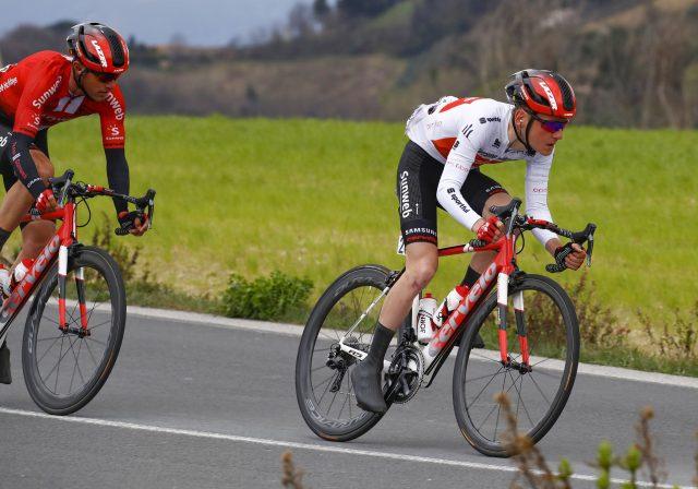 Sam Oomen, Tirreno-Adriatico