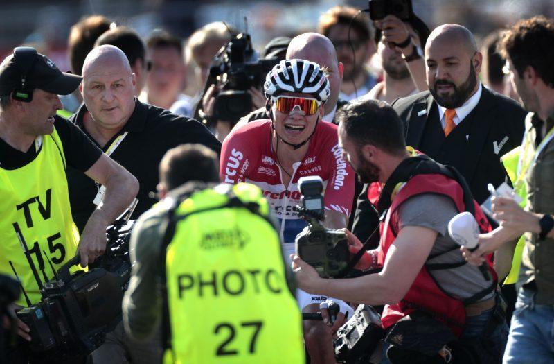 Amstel Gold Race, Mathieu van der Poel 2019