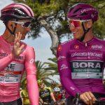 Valerio Conti en Pascal Ackermann 2019